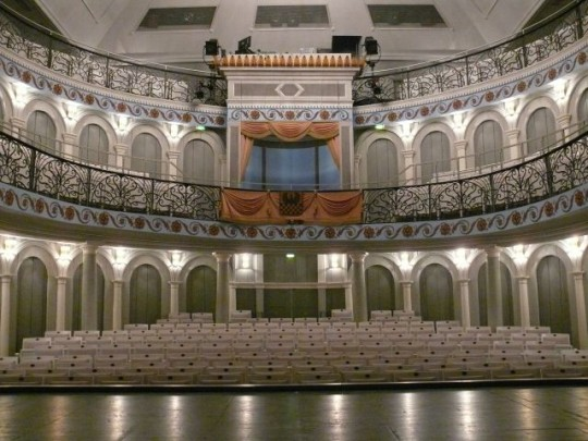 Theater Putbus Saal